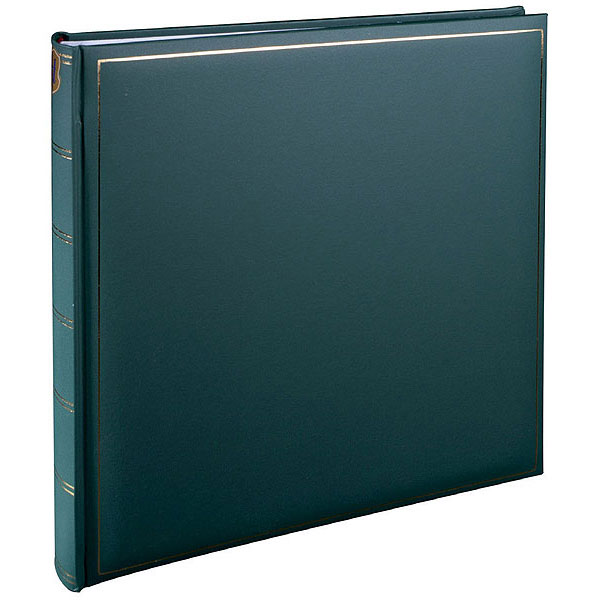Classic Green Photo Album 35 X 35cm 10 198 01