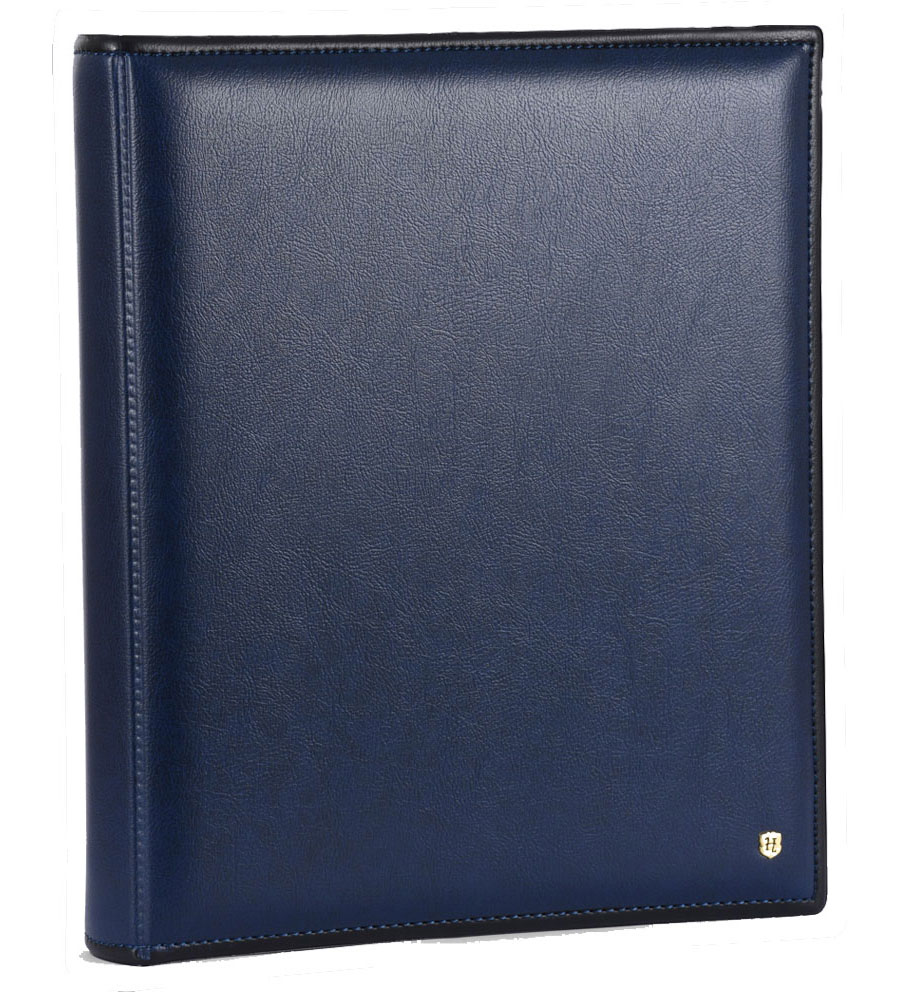 Blue Ring Binder Photo Album From Henzo Albums UK