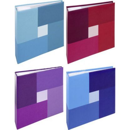 Henzo Nexus Slip-in Album Set, 13x18cm