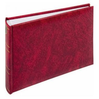 Henzo red Basic Line album, 10.002.03