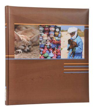 Brown Earth Photo Album 98.270.06